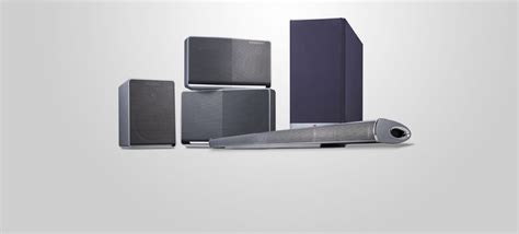 Home Entertaiment Soundbar Lg lg players soundbars pc world