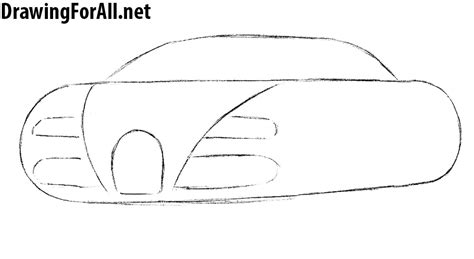 how to draw a jaguar car drawingforall net how to draw a bugatti drawingforall net