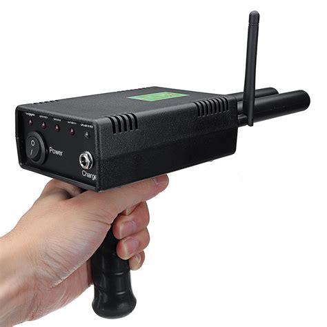 aks plus handhold antenna gold metal detector scanner dual probe depth 20m alexnld