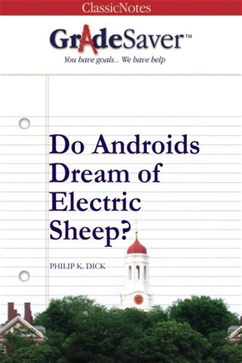 do androids of electric sheep themes mini store gradesaver