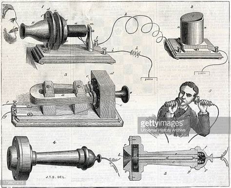 Bell Phone graham bell stock photos and pictures getty images