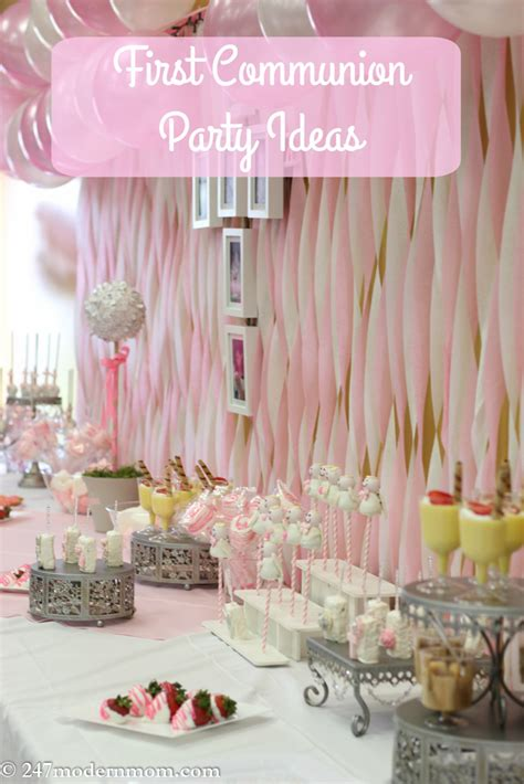 Communion Decorations by Communion Ideas Beautification Tips 24 7