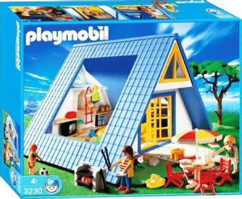 Bungalow Haus Pläne by Playmobil Famille Maison De Vacances 3230 Au Meilleur