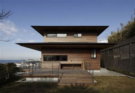 modernes japanisches haus modern japanese house of t residence by kidosaki