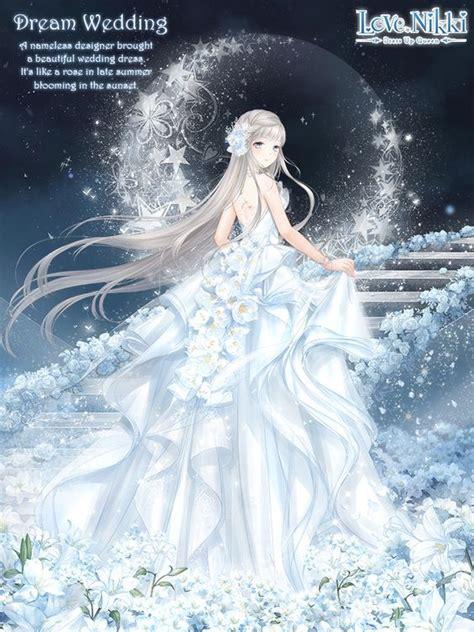 dream wedding love nikki dress  queen wiki fandom