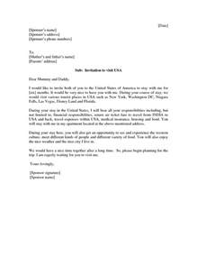 Visa Letter Of Invitation Australia Invitation Letter For Tourist Visa Australia Infoinvitation Co