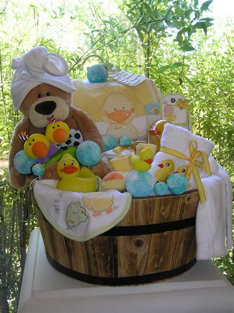 bathroom gift basket ideas baby gift baskets white horse relics unique themed baby