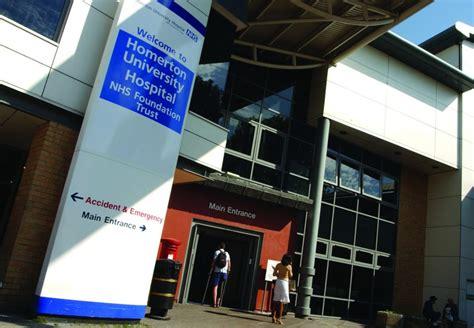 homerton hospital trust  air quality funding boost