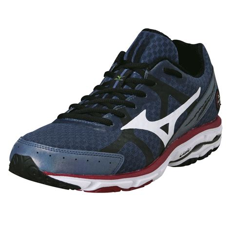 mizuno running shoes wave rider mizuno wave rider 17 mens running shoes sweatband