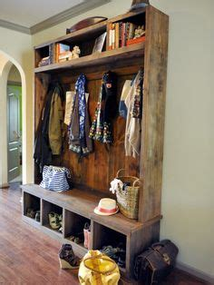 1000 images about coat hanger with storage on