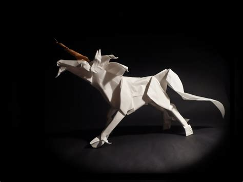Origami Unicorn - unbelievably unforgettable and unique origami unicorns