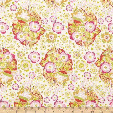 anna maria horner home decor fabric anna maria horner folk song baby bouquet sweet discount
