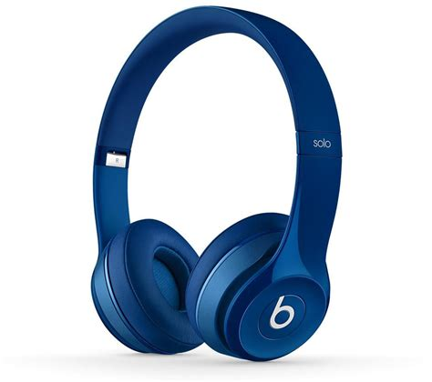 Headset Beats Audio beats by dr dre 2 headphones blue deals pc world