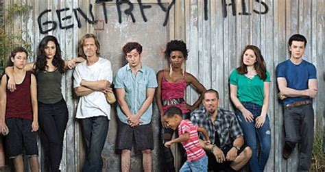most popular tv shows set in illinois the north view shameless
