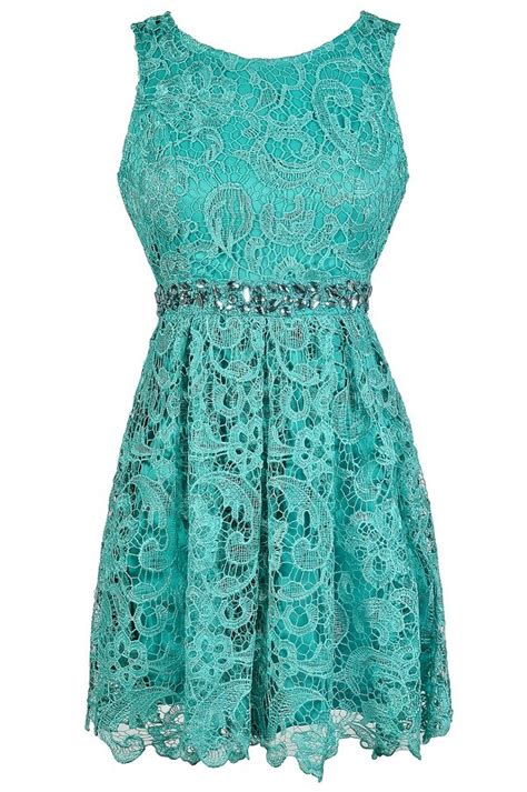 teal color dresses boutique teal lace rhinestone dress teal lace a line