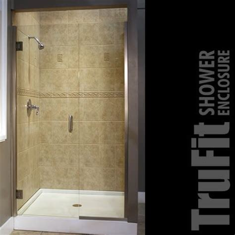 Frameless Shower Doors For Fiberglass Showers by 25 Best Ideas About Fiberglass Shower Enclosures On