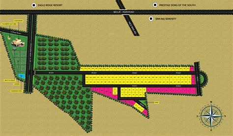bannerghatta layout 1500 sq ft plot for sale in clear title green valley plots