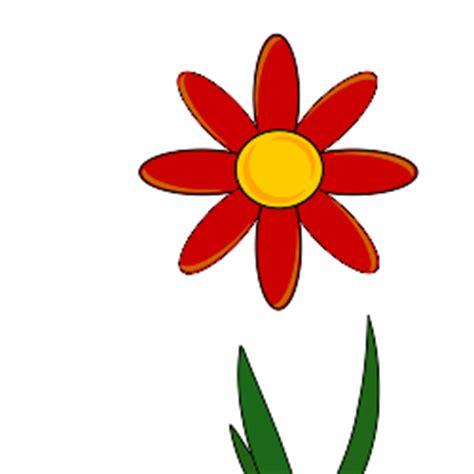 wallpaper bunga animasi gambar kartun bunga clipart best