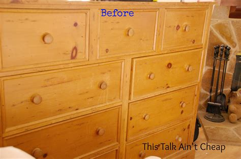 Diy Refinished Furniture How To Paint Pine Bedroom Furniture