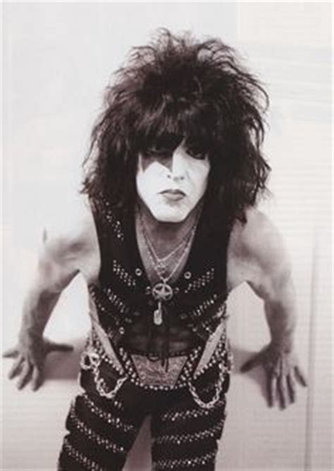 Pop Nosh Bald Dons A Wig by Loved Those Scruffy Faced Days Paul Stanley Paul