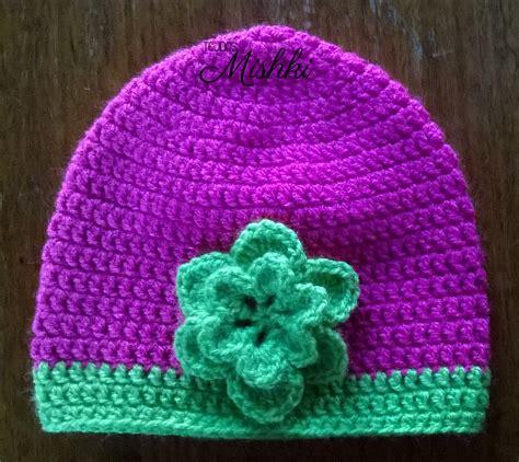 como hacer gorros a crochet para nina mishki gorro en crochet para ni 241 a