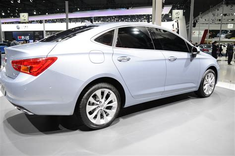 opel china is the all new buick verano just a fancier opel astra