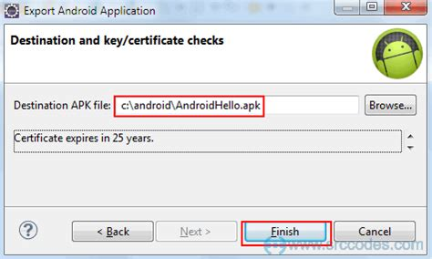 android distribute apk for testing build android application package file apk using eclipse ide and android developer tools adt