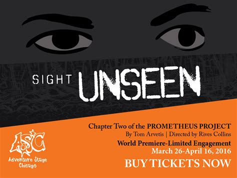sight unseen upcoming events settlement saturday premiere sight