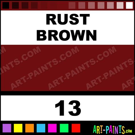 rust brown wax colours encaustic wax beeswax paints 13 rust brown paint rust brown color