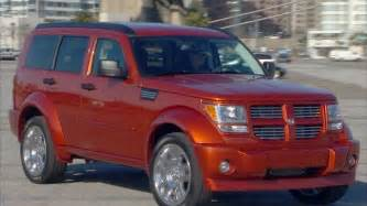 2009 dodge nitro r t 4x4 review roadshow