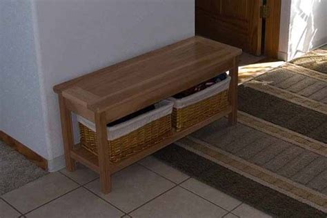 small entryway bench hardwood material small entryway