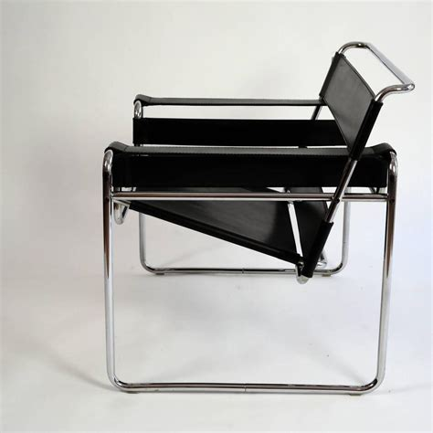 bauhaus wassily lounge chair by marcel breuer for sale at
