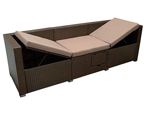 rattan liegesofa rattan sofa indoor outdoor