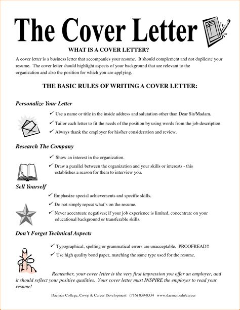 how does a resume cover letter look like 1 - Resume Cover Letter Look Like