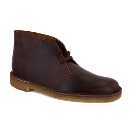Desert Boots clarks originals x horween desert boot leather laced desert boots burgundy