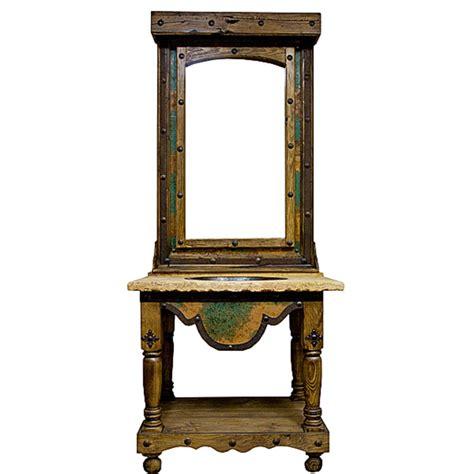 Rustic Vanity Mirror by Dallas Designer Furniture Rustic Furniture Page 3