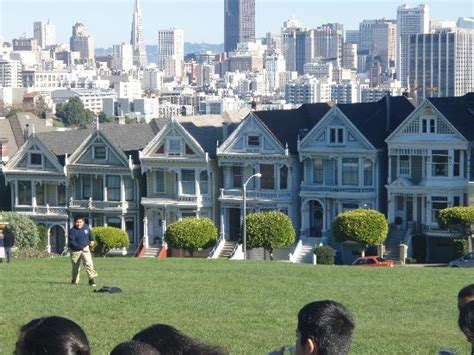 full house painted ladies painted ladies full house picture of golden west tours san francisco tripadvisor