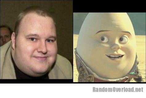 Kim Dotcom Totally Looks Like Humpty Dumpty   RandomOverload
