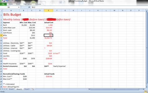 Spreadsheet To Keep Track Of Expenses by How To Keep Track Of Your Monthly Expenses My