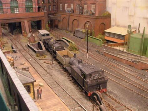 gas works yeovil model railway ymrg