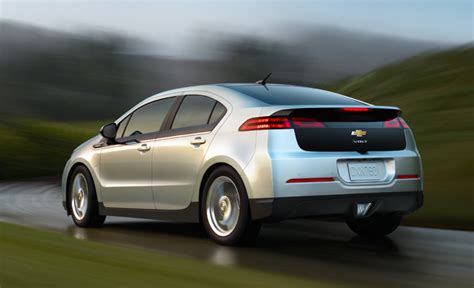 chevy volt chargers chevy volt to get 240v chargers autoevolution