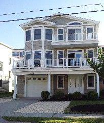 nj brigantine house rental 5 br block 3 story