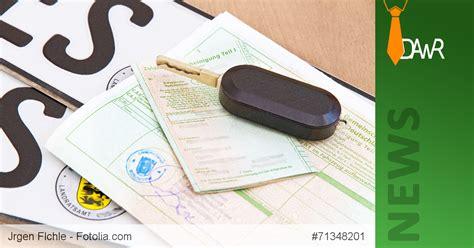 Motorrad Versichern Ohne Zulassung by Dawr Gt Fahrzeug Ohne Betriebserlaubnis Ist Nicht Versichert