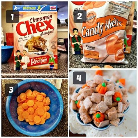 how to make puppy chow pumpkin spice puppy chow sallys baking addiction