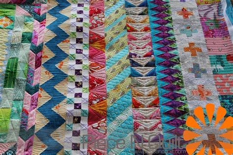 Quilt Borders by N Quilt Medallion Quilt