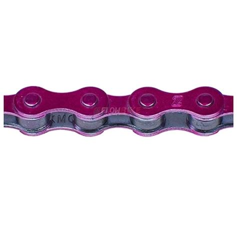 cadena kmc ultra cadena kmc bmx s1 morado lila