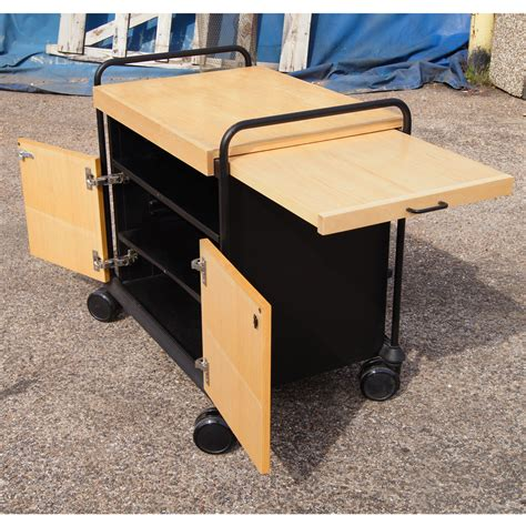 rolling butcher block cart kitchen utility birch rolling cart cabinet with butcher