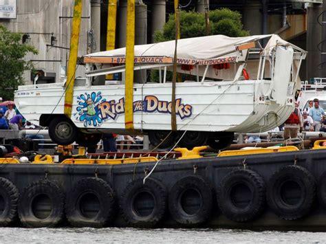 philadelphia duck boat duck boat accident kills 17 in missouri a look back at