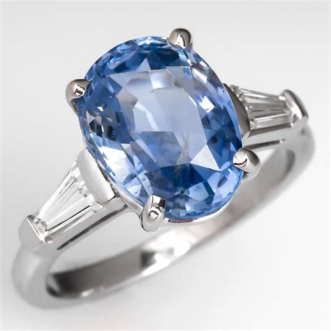 light blue sapphire engagement rings wedding and bridal