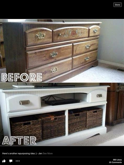 refurbished dresser design ideas